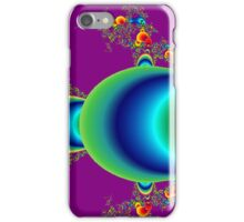 Abstract Planets in Alignment iPhone Case/Skin