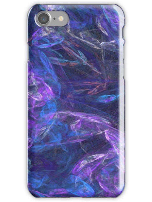 3D Translucent Blues and Purples by pjwuebker