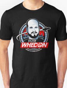 Vote Whedon  T-Shirt
