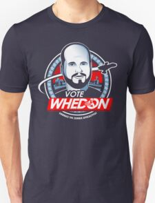 Vote Whedon  T-Shirt