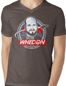 Vote Whedon  Mens V-Neck T-Shirt