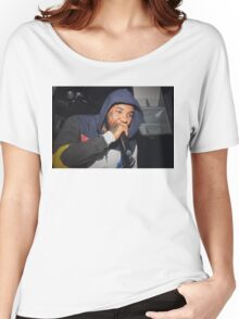 The Game performing live in Irvine CA - 2015 Women's Relaxed Fit T-Shirt