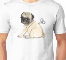 Toy Dog; Pug. Unisex T-Shirt