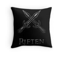 Riften Throw Pillow