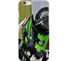 extreme blur iPhone Case/Skin