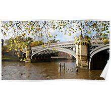 Skeldergate Bridge  Poster