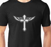 Crucifix Halo T Shirt Unisex T-Shirt