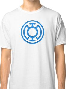 Blue Lantern Insignia Classic T-Shirt