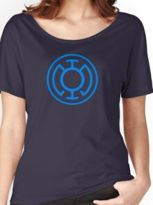 Blue Lantern Insignia Women's Relaxed Fit T-Shirt