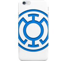 Blue Lantern Insignia iPhone Case/Skin