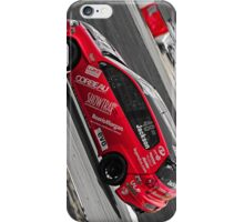 golf btcc two wheel iPhone Case/Skin