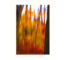 An Impression  - Between now and then Art Print