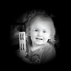 Mackenzie, Blue eyes by Penny Rinker