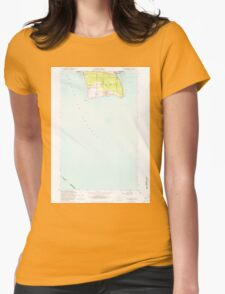 USGS Topo Map Washington State WA Point Roberts 243174 1952 24000 T-Shirt