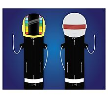 Daft Punk Photographic Print