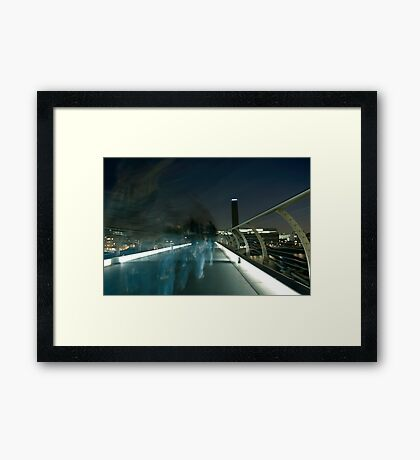 Sequential  Framed Print