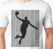 Basketball Jump Shot Unisex T-Shirt