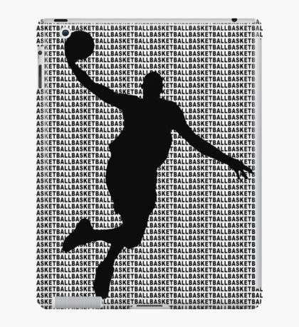Basketball Jump Shot iPad Case/Skin