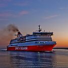Spirit of Tasmania 1 by gmws