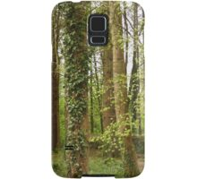 Forest, Stranorlar, Co. Donegal Samsung Galaxy Case/Skin