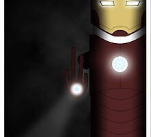 Iron Man by SuperLombrices