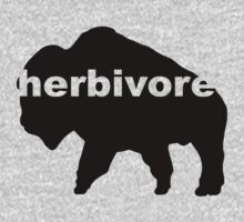 Herbivore (buffalo) by PotionOwl203