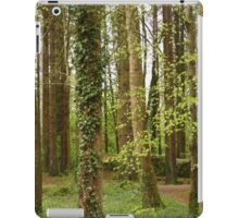 Forest, Stranorlar, Co. Donegal iPad Case/Skin