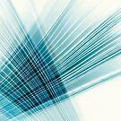 paper weave by Ingrid Beddoes