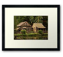 Cuttalossa Mill Framed Print