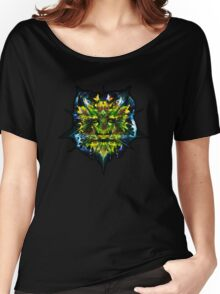 aWEARness clothing - Green Man Women's Relaxed Fit T-Shirt