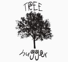 Tree Hugger Peace One Piece - Short Sleeve