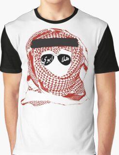 khaleeji  Graphic T-Shirt