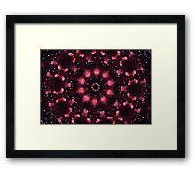 Pink Flavor Framed Print