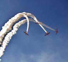 Plane Acrobats by Eileen Brymer