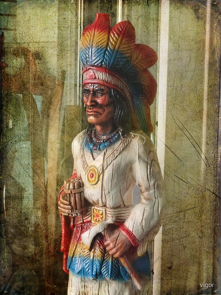 Chief by vigor