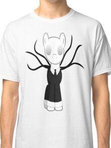 Slenderman Pony Classic T-Shirt
