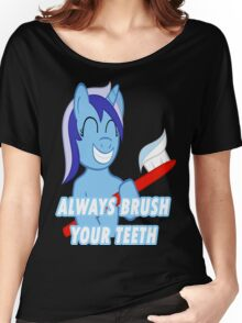 Always brush your Teeth Women's Relaxed Fit T-Shirt