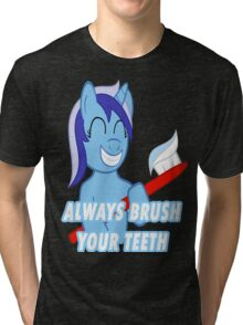 Always brush your Teeth Tri-blend T-Shirt