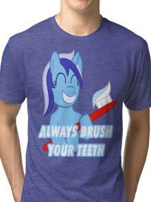 Always brush your Teeth Tri-blend T-Shirt