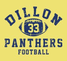 Dillon Panthers Football - 33 Gray Kids Clothes