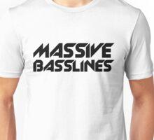 Massive Basslines Unisex T-Shirt