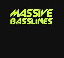 Massive Basslines (Neon) Unisex T-Shirt