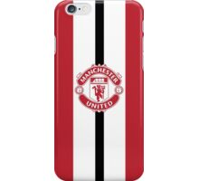 manchester united old trafford red iPhone Case/Skin