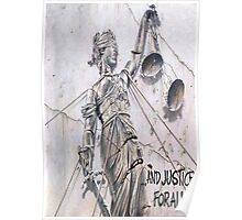 ... And Justice For All! Poster