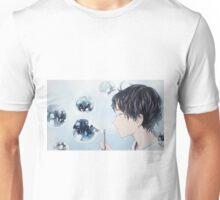 exhale. Unisex T-Shirt