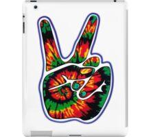 Tie-Dye Peace Sign iPad Case/Skin