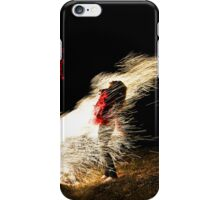 """passion is a dance with fire"" - iphone 4 & iphone 4s & iphone 5 case iPhone Case/Skin"