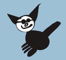 Secret Agent Cat Kids Clothes