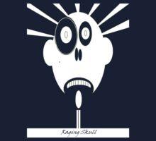 Raging Skull One Piece - Short Sleeve