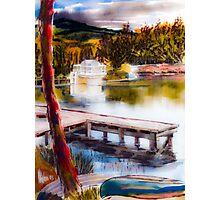 Shepherd Mtn. Lake Dreamy 2 Photographic Print
